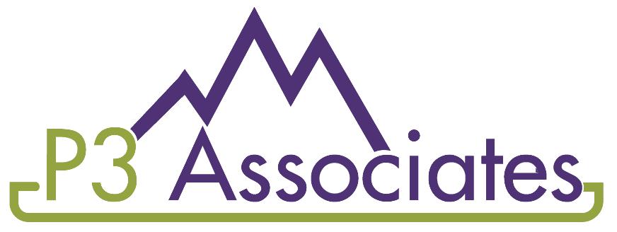 P3 Associates logo